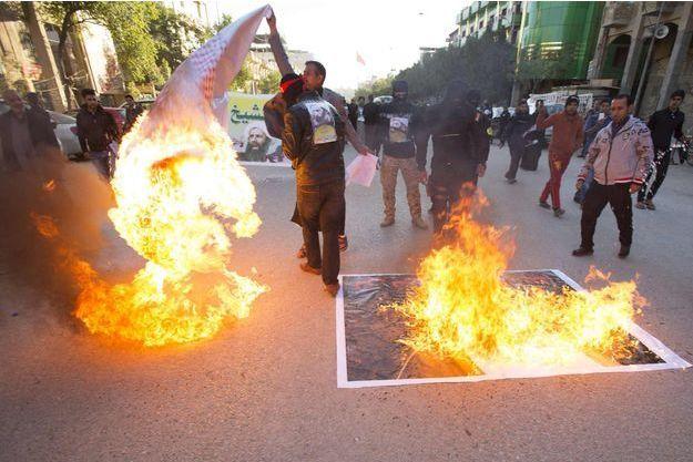 De vives manifestations avaient suivi l'éxécution du chef religieux chiite Nimr Baqer al-Nimr dans le monde arabe.