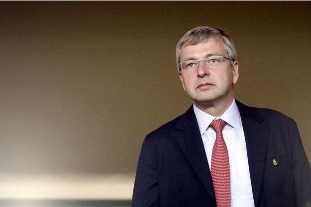 Le milliardaire russe Dmitry Rybolovlev.