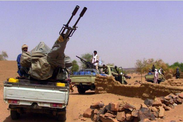 Un groupe armé à Kidal