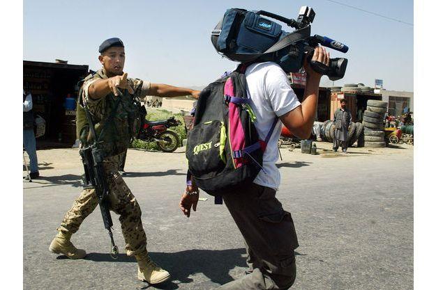 La couverture médiatique de la guerre en Afghanistan serait contrôlée par Washington.