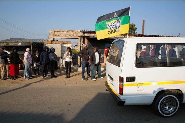 L'ANC est passé sous la barre des 60% aux législatives de mercredi... une première.