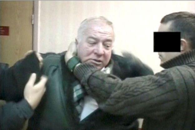 Sergueï Skripal sur une capture d'écran d'une vidéo non datée.