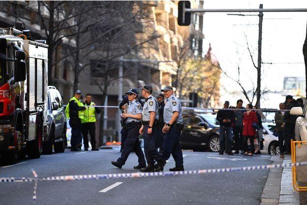 Australie: une femme poignardée dans le centre de Sydney