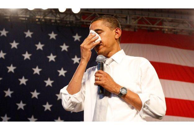 Barack Obama est très critiqué pour sa réaction dans l'affaire Henry Louis Gates.