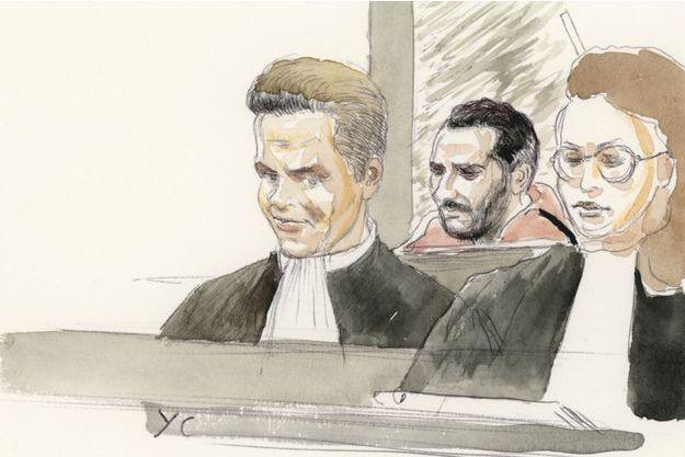 Le procès de Mehdi Nemmouche se tient actuellement à Bruxelles.