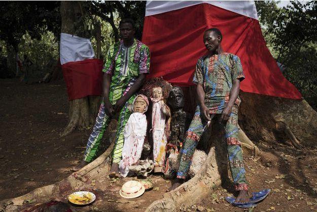 """Résultat de recherche d'images pour """"les vaudou benin"""""""