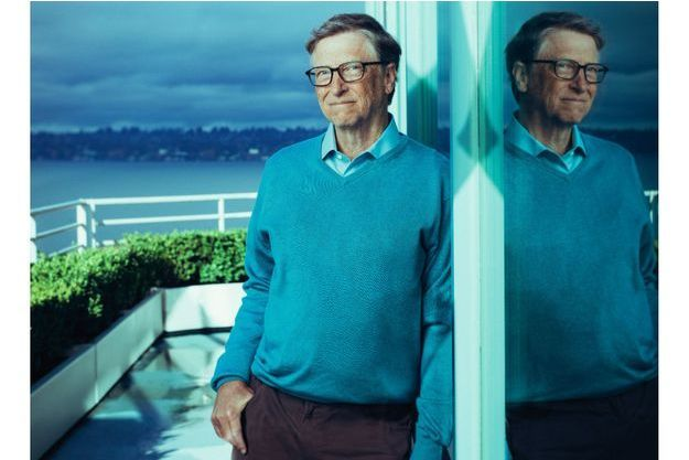 Bill Gates à Seattle
