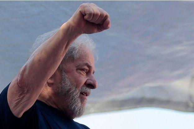 Lula en 2018