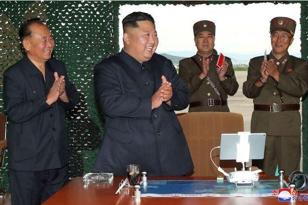 Corée du Nord : Berlin, Londres et Paris veulent un maintien des sanctions
