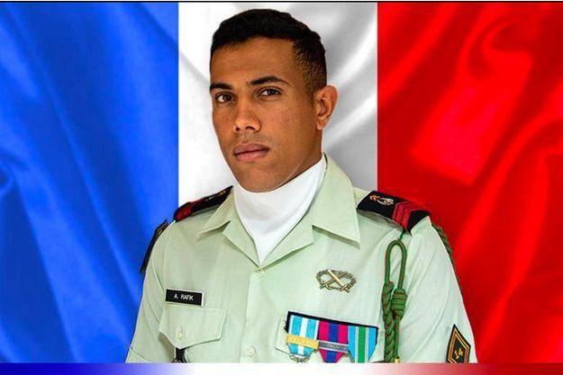 Abdelatif Rafik, 23 ans, est mort au Mali, dans la nuit de mercredi à jeudi.