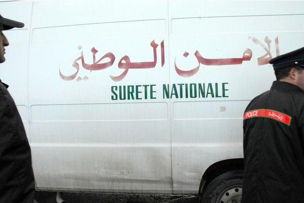 Un véhicule de la sûreté nationale au Maroc (image d'illustration).