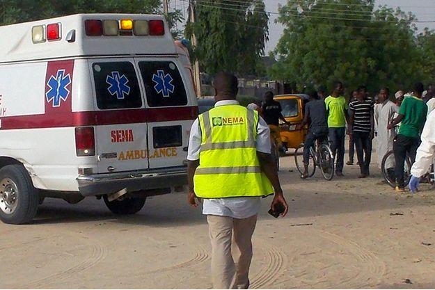 Une ambulance au Nigeria (image d'illustration).