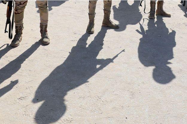 Des militaires dans le Sinaï. Image d'illustration.