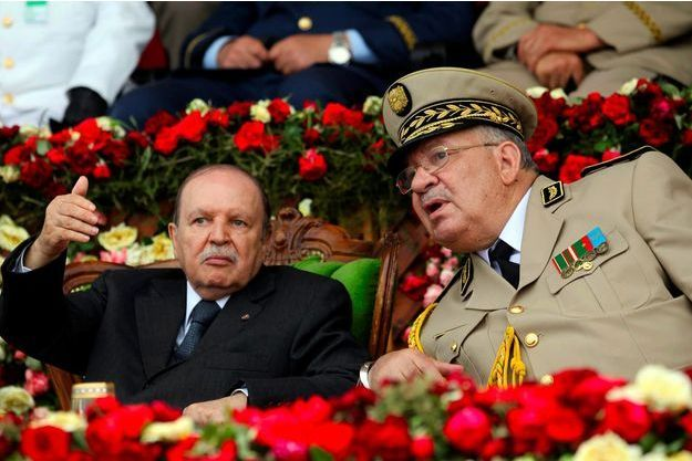 Abdelaziz Bouteflika, Ahmed Gaid Salah