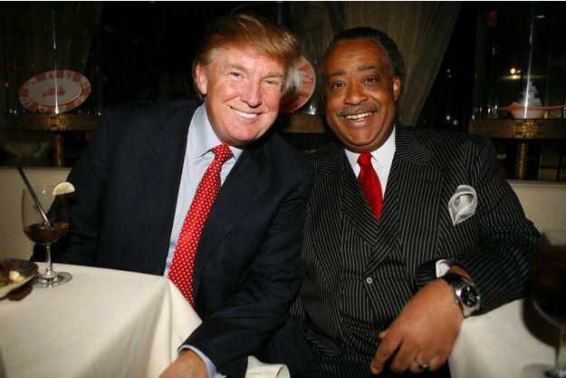 Donald Trump, Al Sharpton