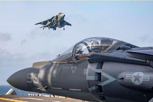 Les Etats-Unis ont déployé une force de bombardiers dans la région afin de prévenir tout conflit avec l'Iran.