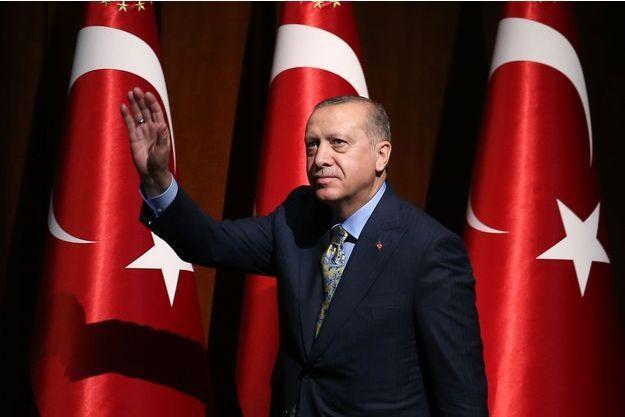 Erdogan le 23 octobre 2018
