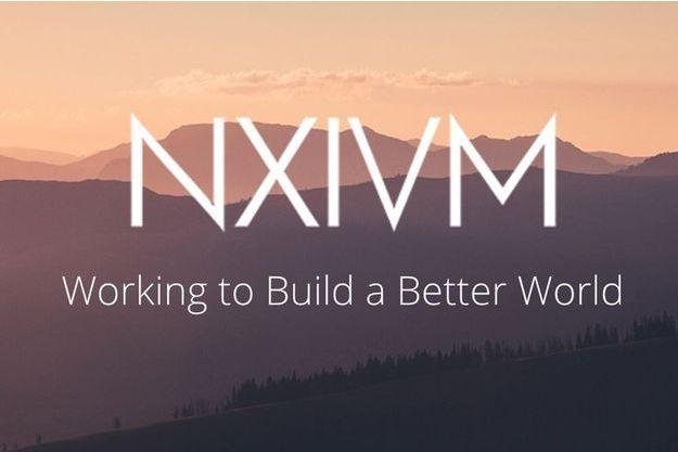 Le logo de l'organisation Nxivm.