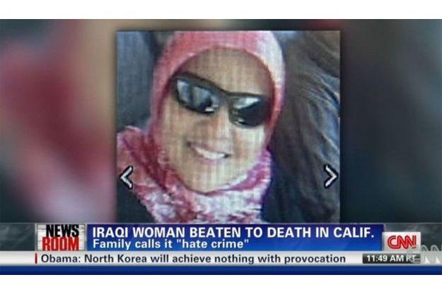 Shaima Alawadi a été retrouvée morte chez elle.