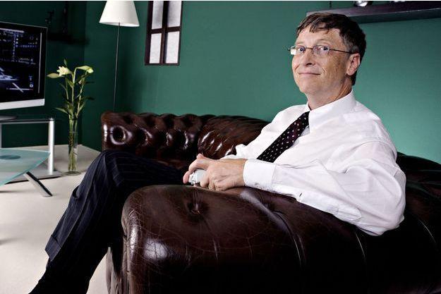 Bill Gates, le confondateur de Microsofts
