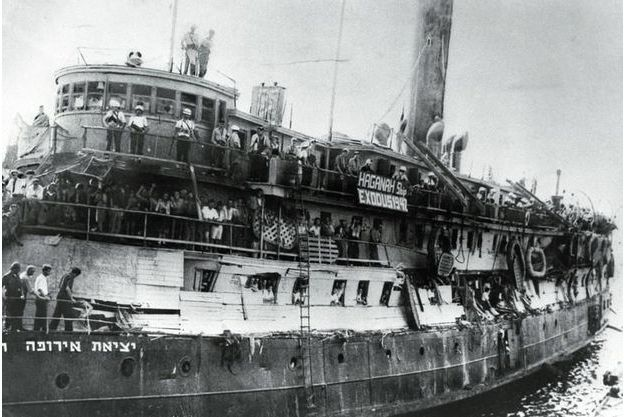 L'Exodus 1947
