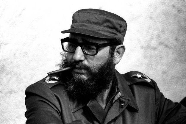 Fidel Castro en 1976.