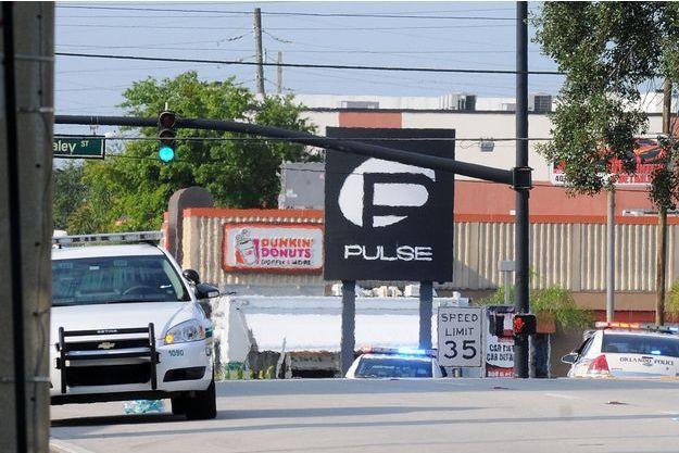 Le club Pulse, à Orlando, théâtre de la fusillade