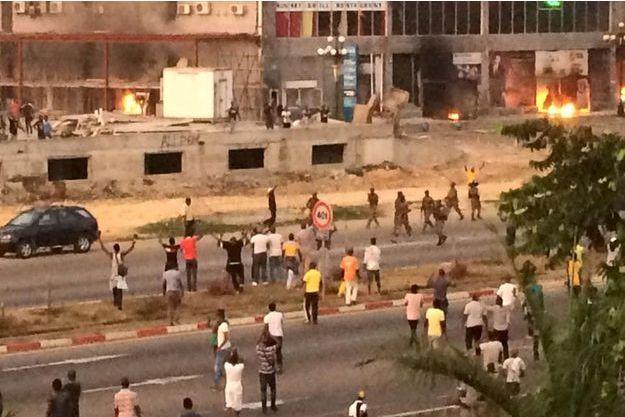 Trois personnes ont perdu la vie dans les violences au Gabon.