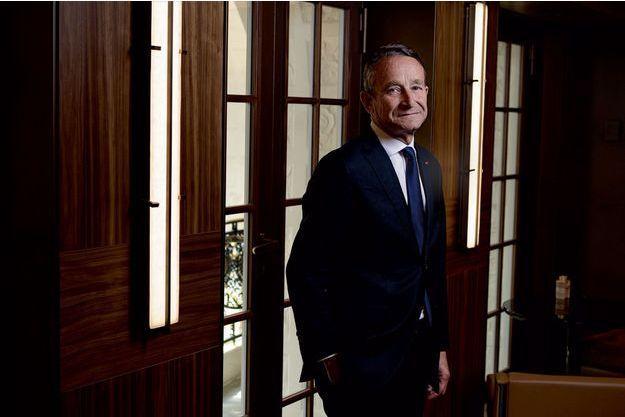 Pierre de Villiers le 29 mai à Paris.