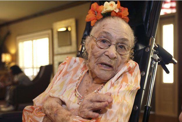 Gertrude Weaver aurait fêté ses 117 ans en juillet prochain.