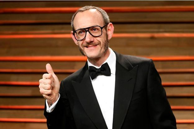 Terry Richardson à la soirée Vanity Fair en 2014.