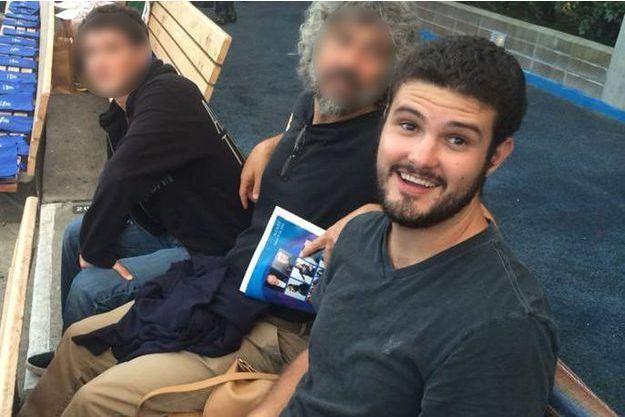 Telemachus Orfanos, 27 ans, est mort sous les balles de Ian David Long