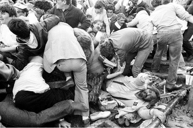39 personnes sont mortes dans la tragédie survenue le 29 mai 1985.
