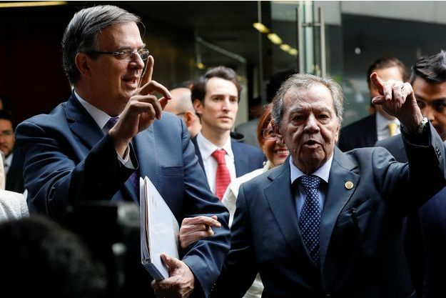 """Immigration : le Mexique dévoile une annexe """"confidentielle"""" de l'accord avec les Etats-Unis"""
