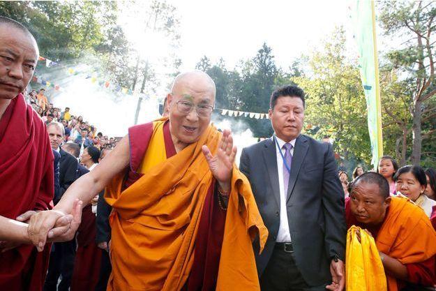 Le Dalaï Lama, ici en septembre 2018.