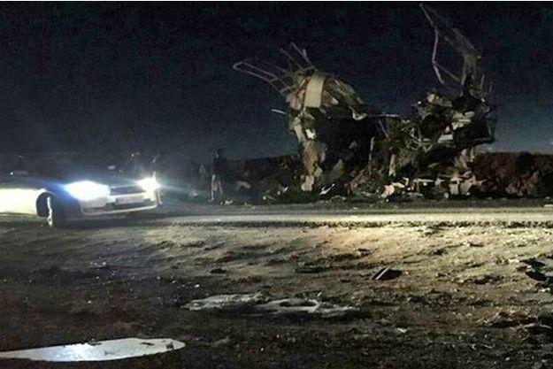 Un attentat a tué au moins 20 personnes en Iran.