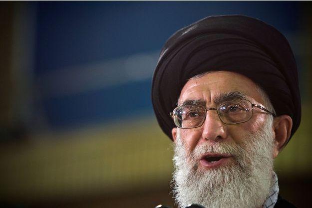 Le guide suprême iranien Ali Khamenei.