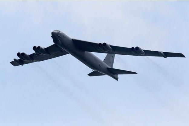 Un B-52 (photo d'illustration).