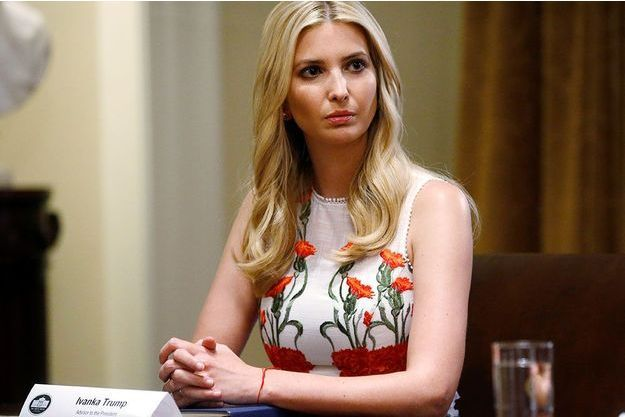 Ivanka Trump le 17 juillet, à Washington.
