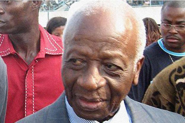 L'ancien président béninois Émile Zinsou.