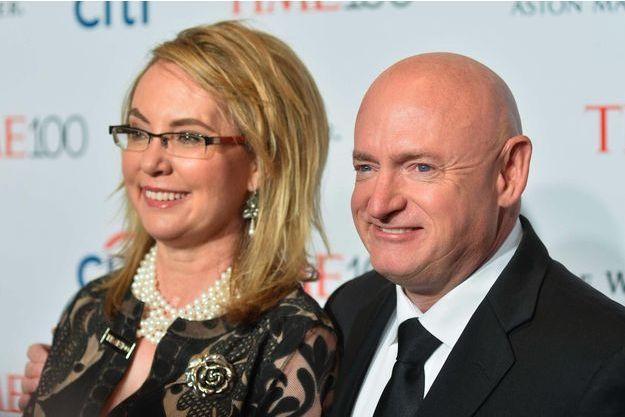 Gabby Giffords, Mark Kelly