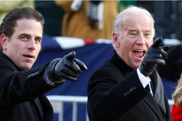 Hunter Biden, Joe Biden