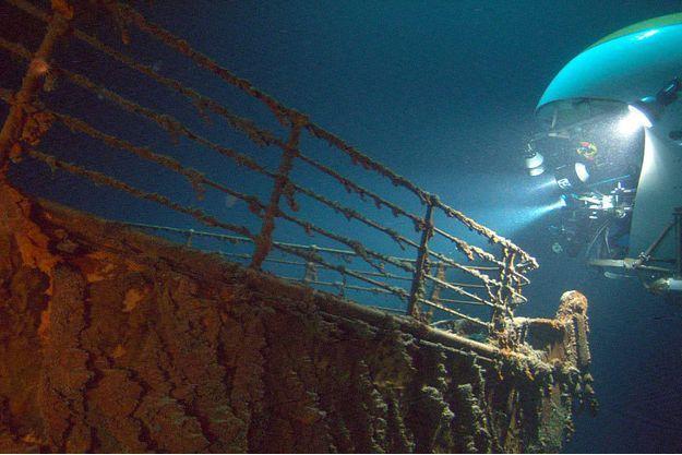 L'épave du Titanic ne sera bientôt plus qu'un souvenir.