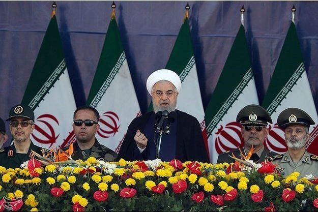Le président Hassan Rohani