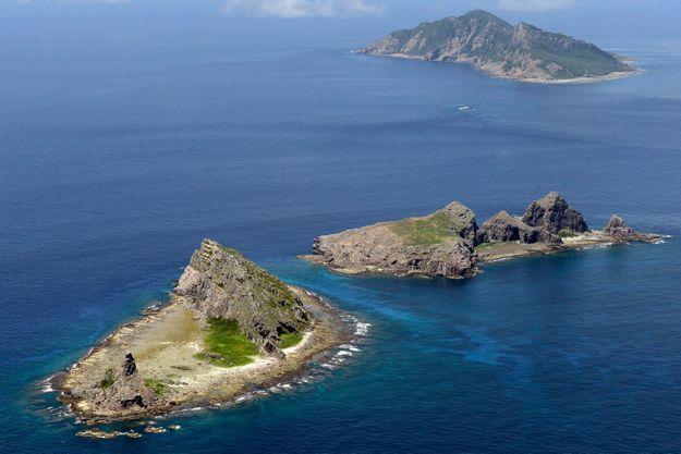 Les îles Senkaku-Diaoyu