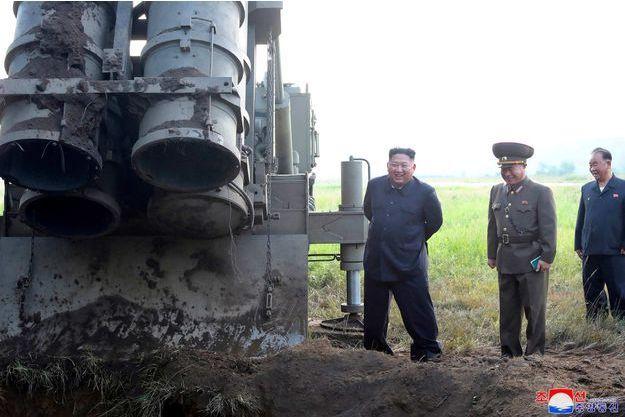 La Chine appelle les Etats-Unis à faire un geste pour la Corée du Nord