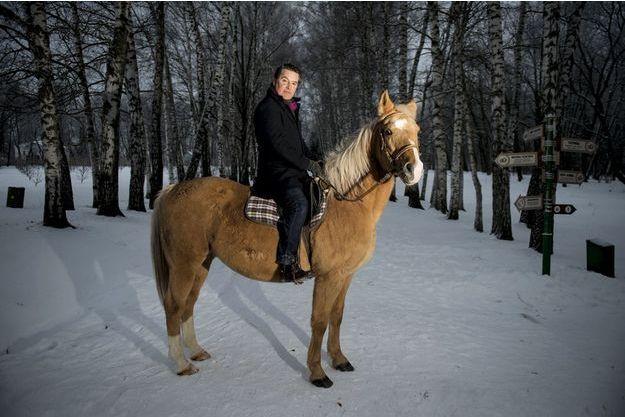 Daniil Tolstoï, né en Suède, est revenu sur les terres de son illustre ancêtre écrivain pour faire entre autres de l'élevage et de l'agriculture