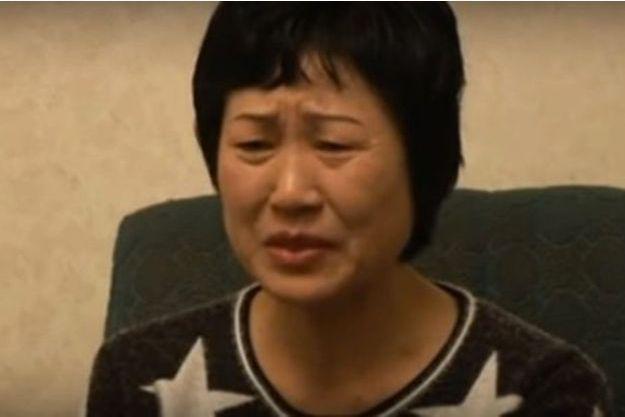 Son Ok-Sun, 50 ans, a exprimé ses regrets d'avoir fui la Corée du Nord.