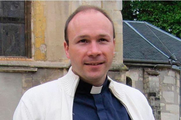 Le père Georges Vandenbeusch, en juillet 2011, à Sceaux.