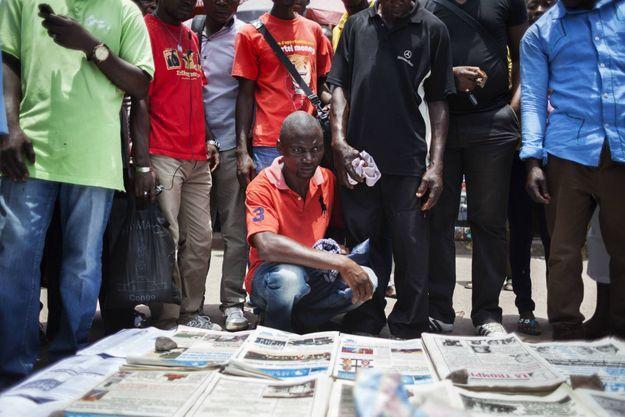 Les 10 et 11 janvier 2017, plusieurs membres de l'opposition et un journaliste congolais ont à nouveau fini derrière les barreaux.